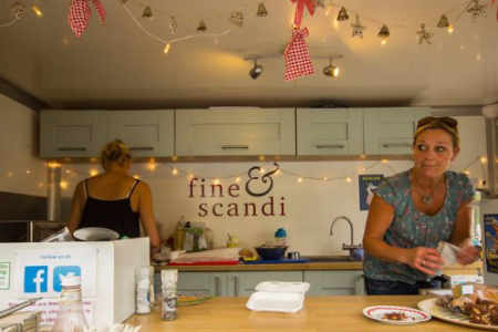 Fine and Scandi Scandinavian food